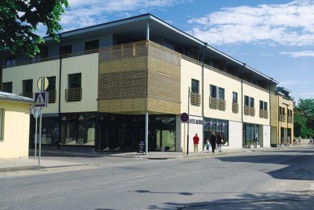Kalevite Kodu, Tallinna 19a, Kuressaare