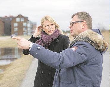Palo kohtus Saaremaa ettevõtjatega