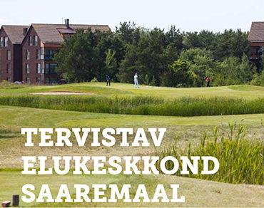 A healing envorinment in Saaremaa