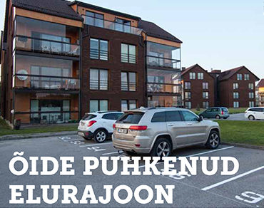 Magazine Pulss: Merikotka – a flourishing residential district