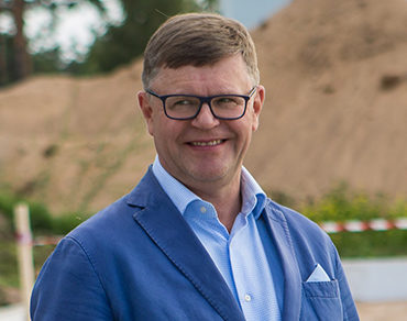 Ajaleht: ettevõtja Tullio Liblik ehitab Kuressaarde nunnu maja