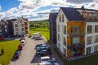 Hirvepargi residential district, Pärnu