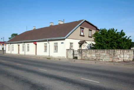 Ärihoone Tallinna 26, Kuressaare