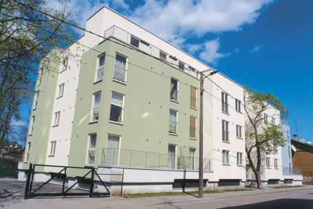 Apartment building Herne 17/19, Tallinn
