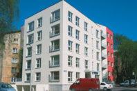 Apartment building on Kesk-Ameerika 7, Tallinn