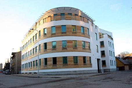 Korterelamu Herne 23/Magasini 14, Tallinn
