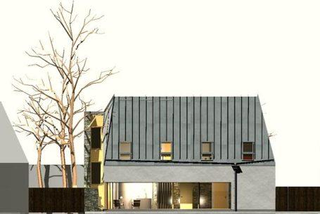 Apartment building Lasteaia 2, Kuressaare