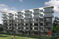 "Apartment building ""Anninmuižas parka rezidence"", Riga"